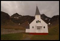 Church at Grytviken