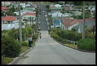 The world´s Steepest Street