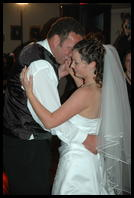 Leah & Richard´s first dance