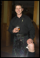 Brent and his kilt