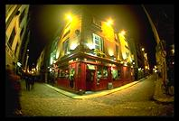 Temple Bar, New Year´s Day