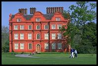 The Red House at Kew Gardens
