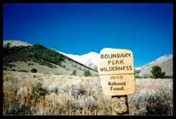Boundary Wilderness